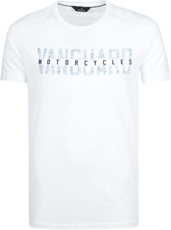 Vanguard T-shirt Weiß Foto 0