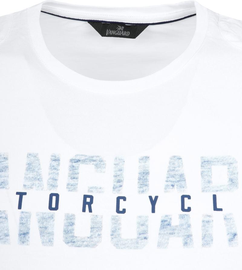 Vanguard T-shirt Weiß Foto 1