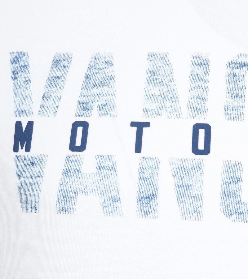 Vanguard T-shirt Weiß Foto 2