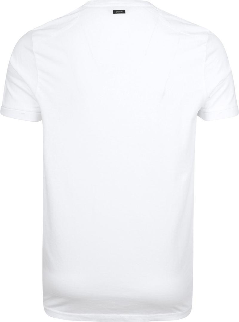 Vanguard T-shirt Weiß Foto 3