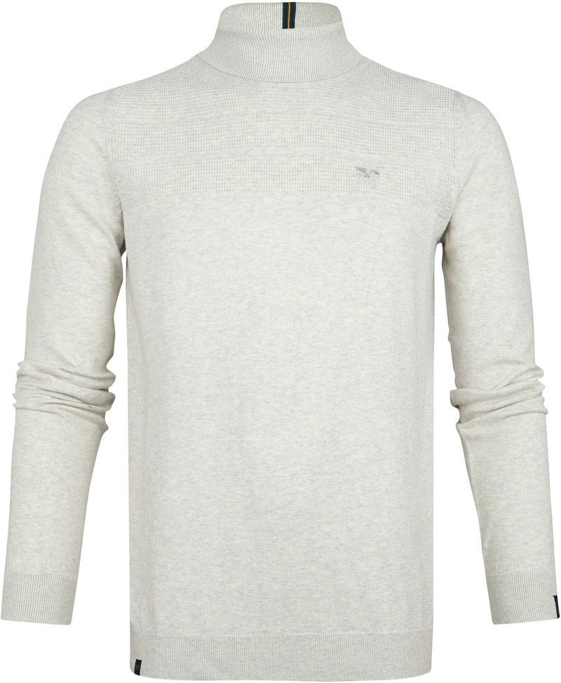 Vanguard Turtleneck Light grey photo 0