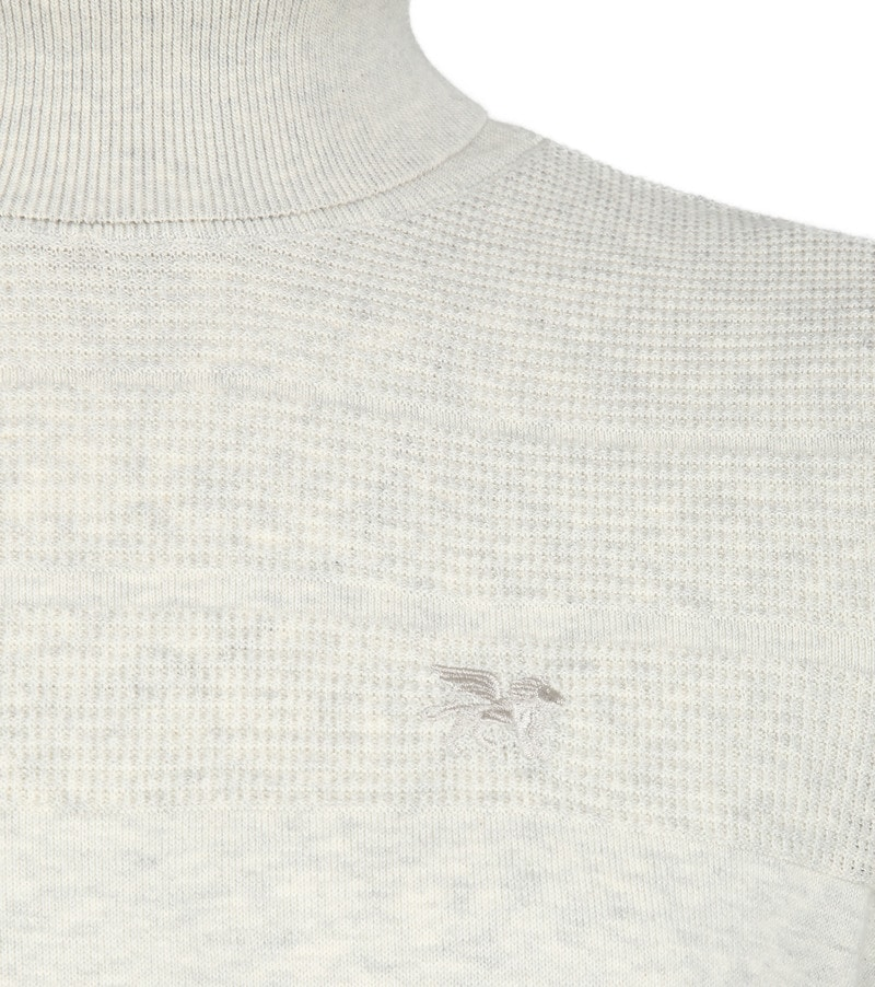 Vanguard Turtleneck Light grey photo 1