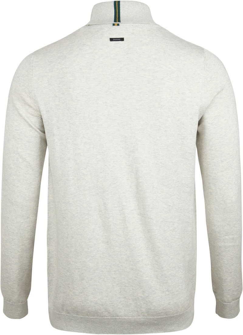 Vanguard Turtleneck Light grey photo 3