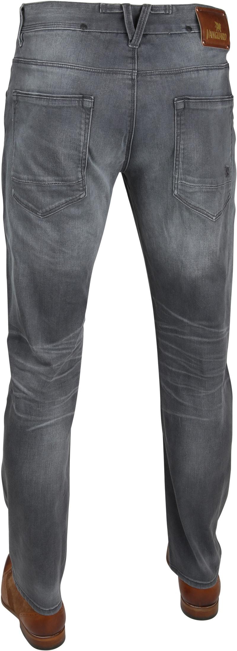 Vanguard V7 Rider Jeans Antraciet foto 3