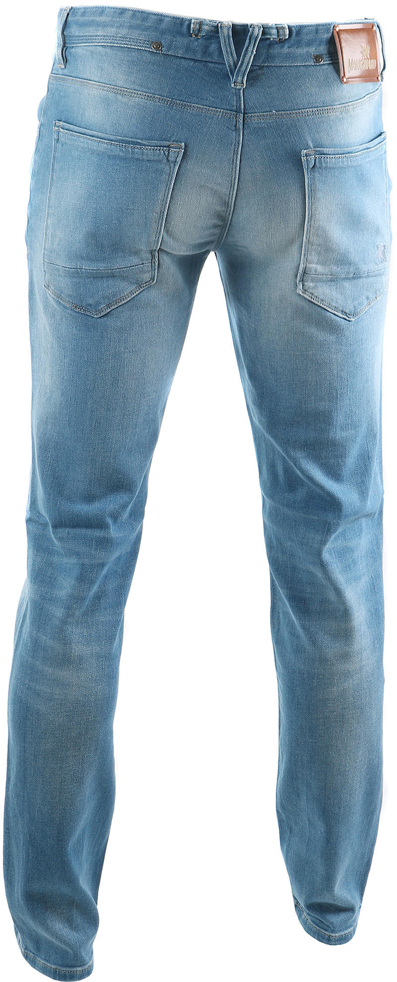 Vanguard V7 Rider Jeans Clear Blue foto 4