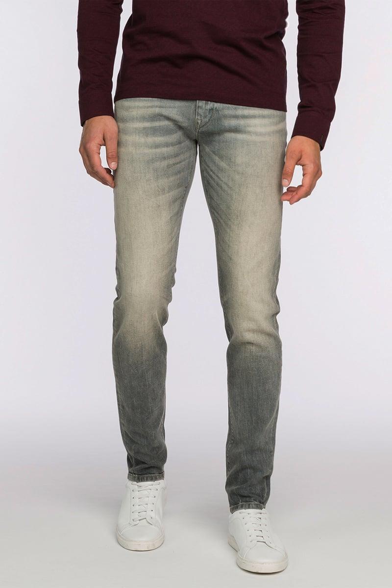 Vanguard V7 Rider Jeans Grey Beige photo 4