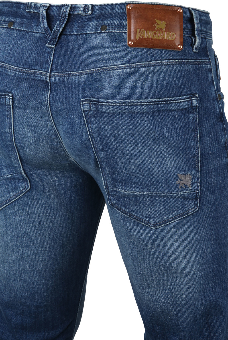 Vanguard V7 Rider Jeans Grey Beige photo 7