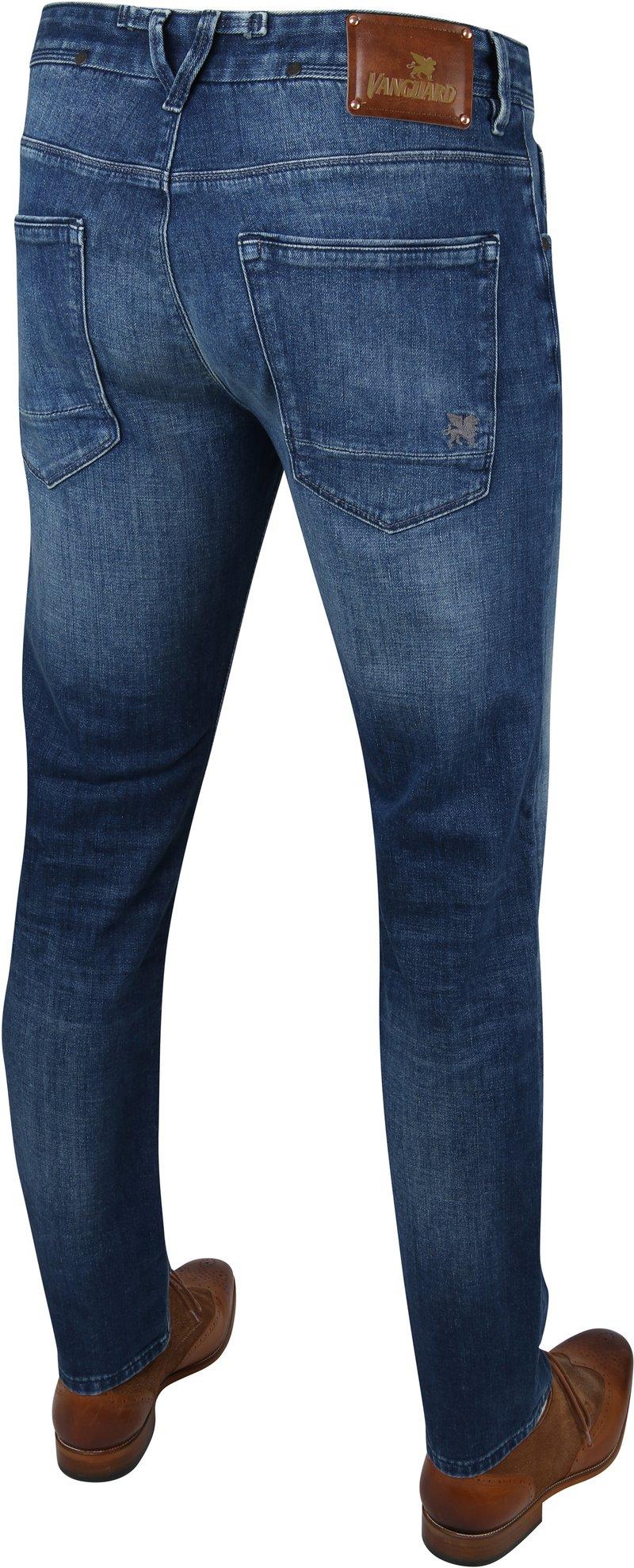 Vanguard V7 Rider Jeans Grey Beige photo 8