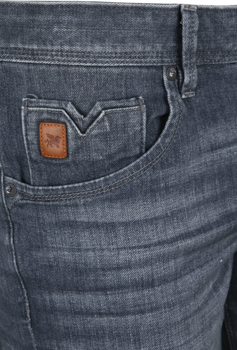 Vanguard V7 Rider Jeans Grijs