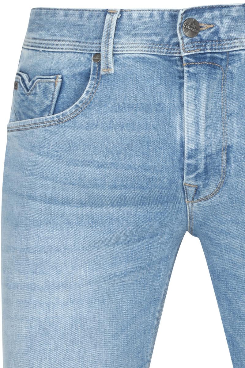 Vanguard V7 Rider Jeans Light Wash Blue