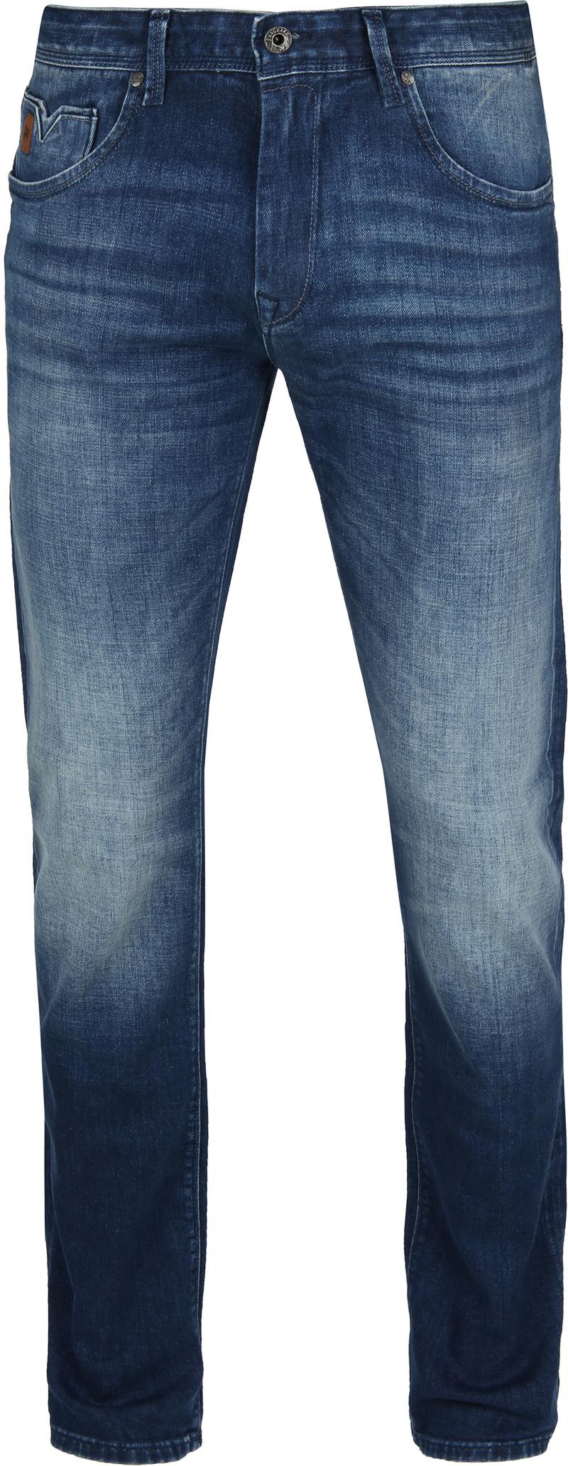 Vanguard V7 Rider Jeans New Blue Electric