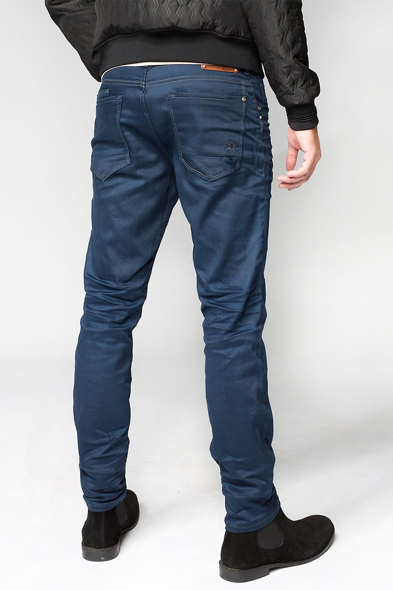 Vanguard V8 Racer Jeans Used Blue foto 7