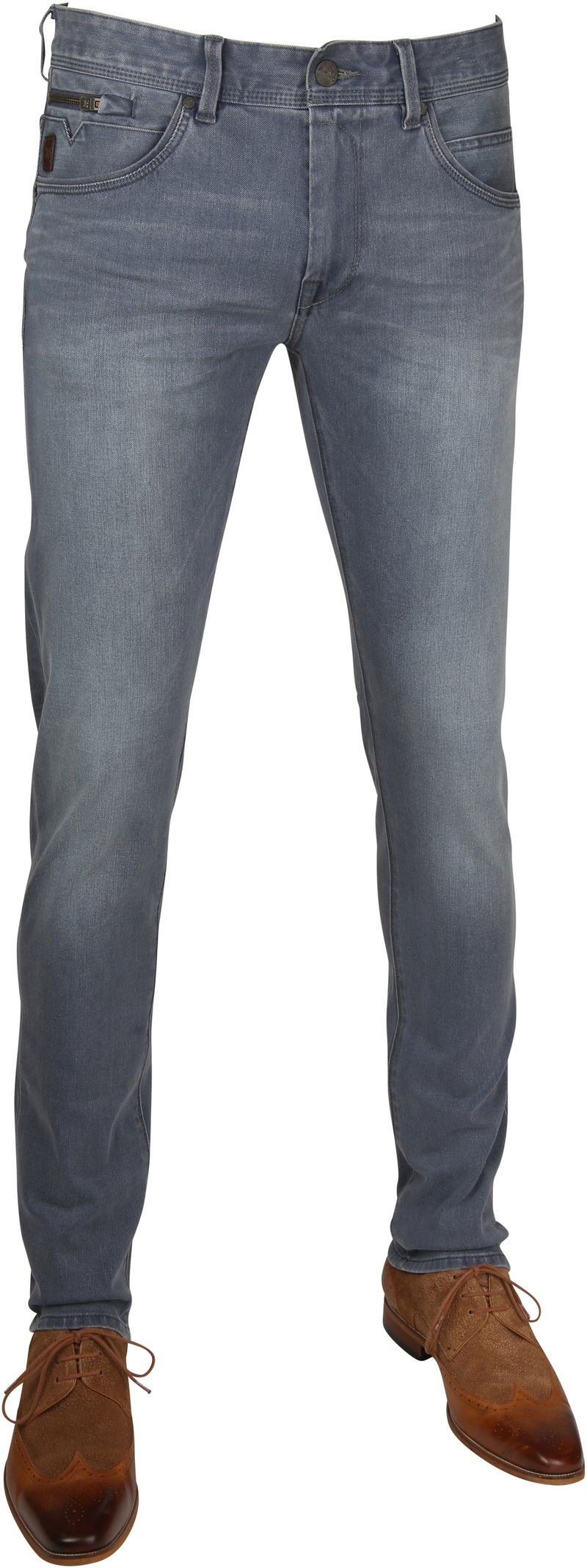 Vanguard V850 Rider Grey Jeans photo 0