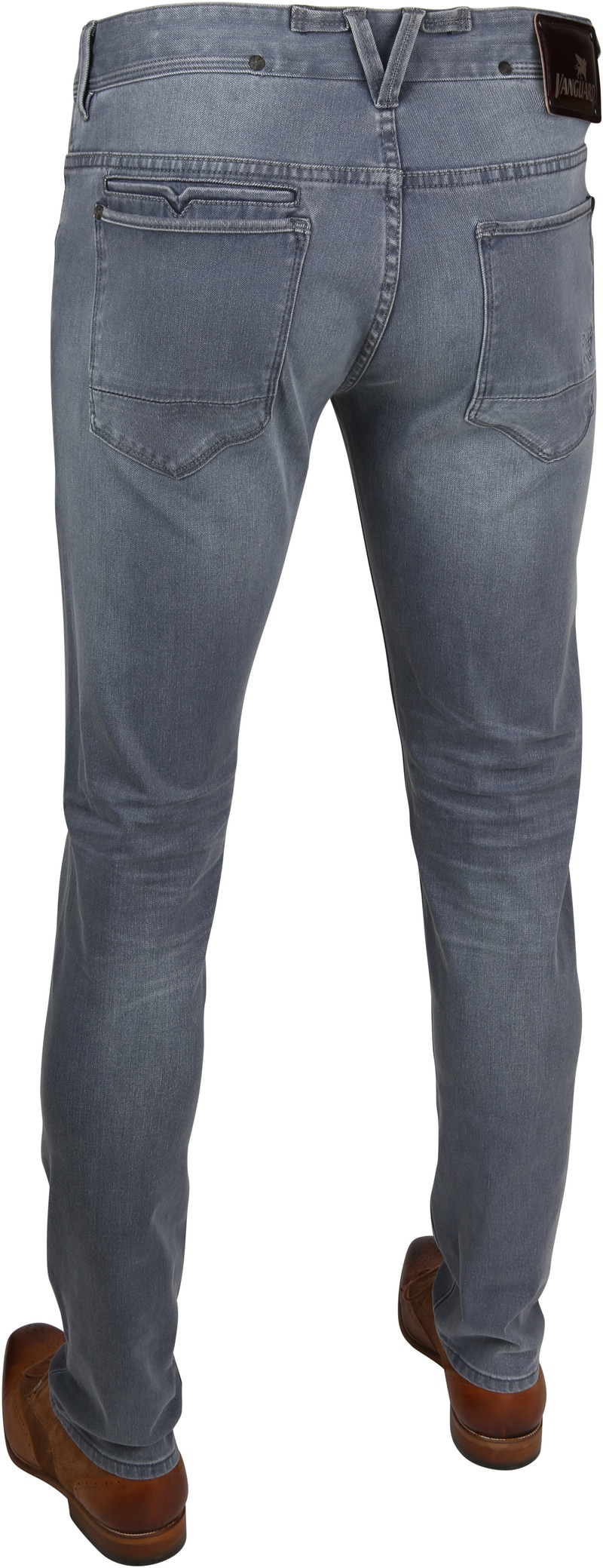 Vanguard V850 Rider Grey Jeans photo 3