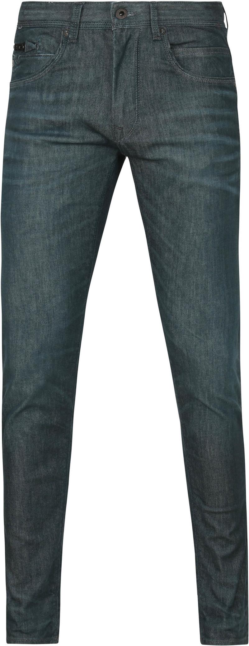 Vanguard V850 Rider Jeans Groen