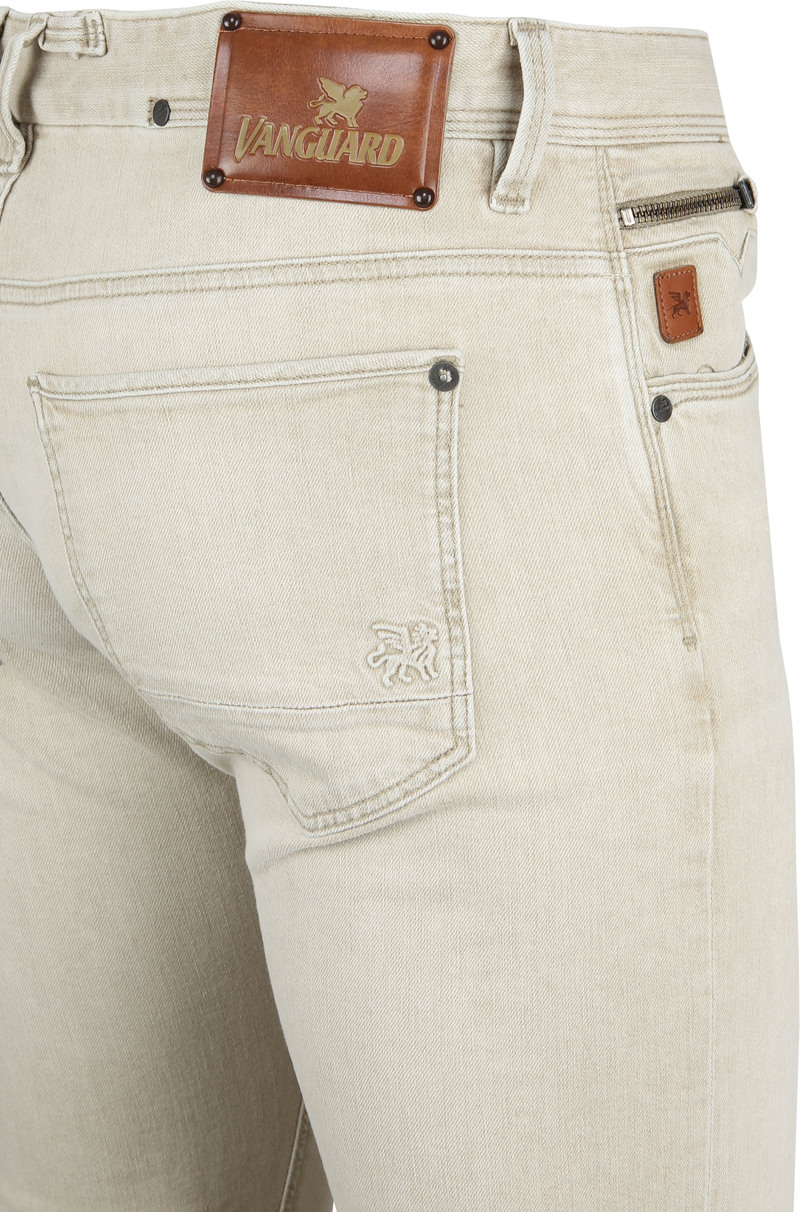 Vanguard V850 Rider Jeans SF Beige photo 2