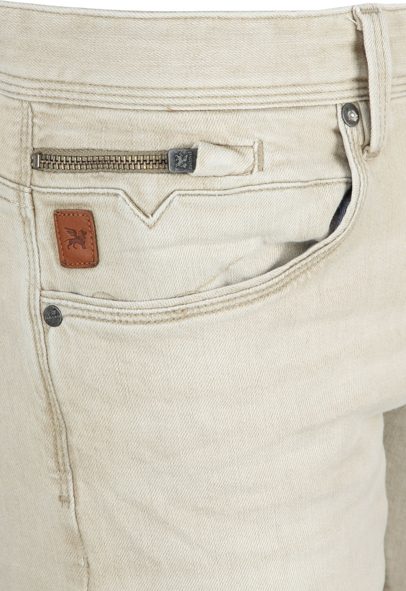 Vanguard V850 Rider Jeans SF Beige photo 1