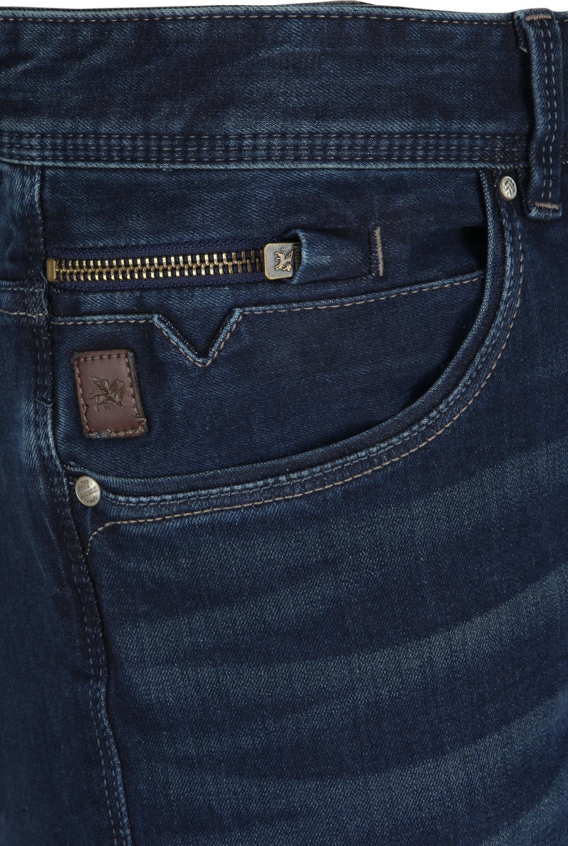 Vanguard V850 Rider Jeans Washed foto 1