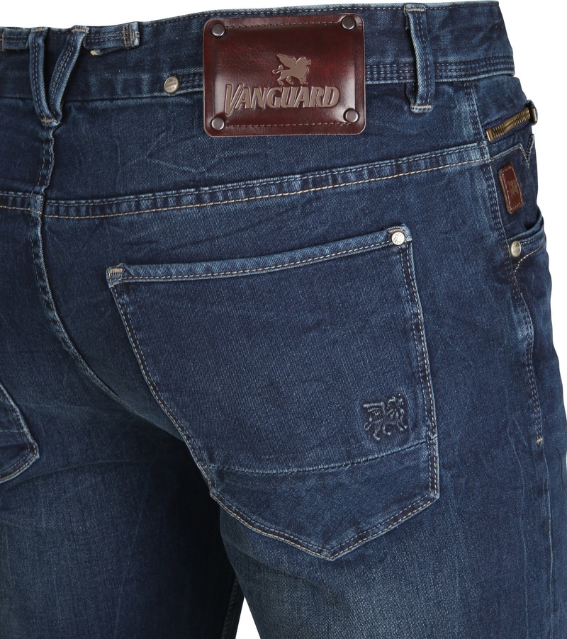 Vanguard V850 Rider Jeans Washed photo 3