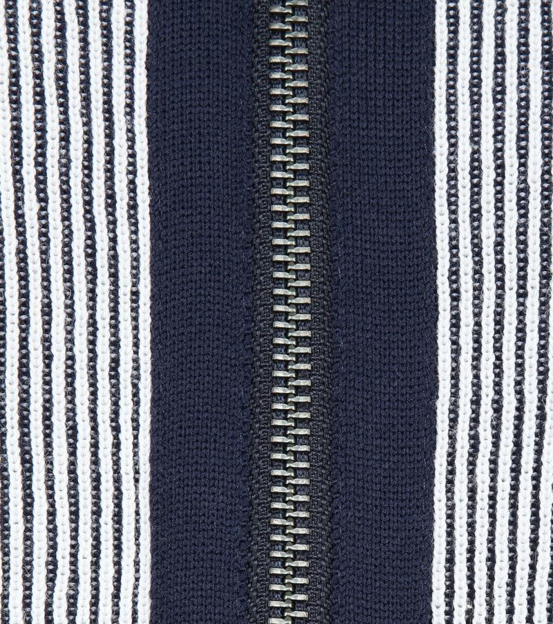 Vanguard Zip Jacket White Stripes photo 2