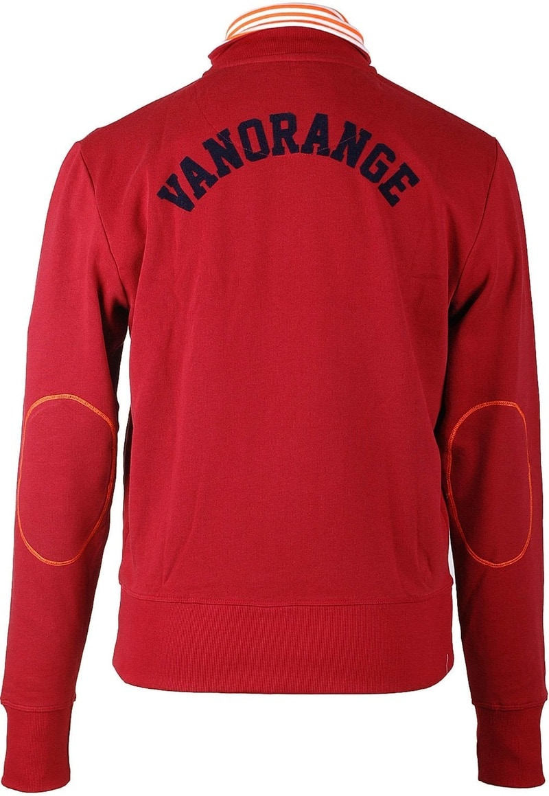 VanOrange Cardigan VO Dark Red 01 photo 1