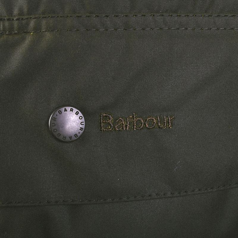 Wachsjacke Barbour Beaufort Klassik Foto 1