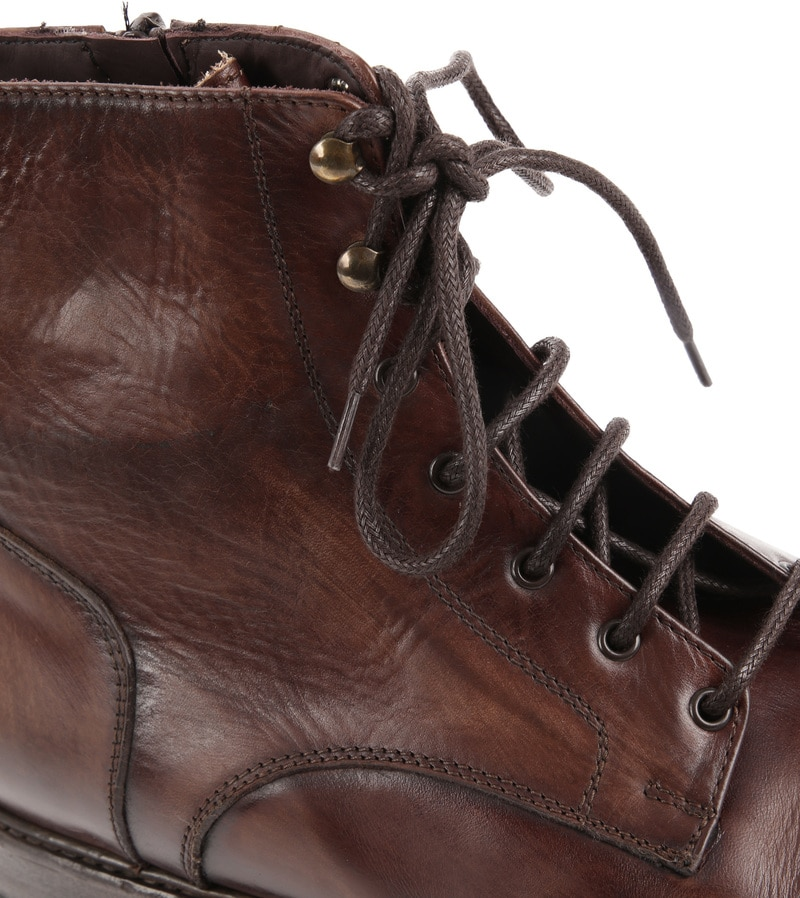 Walk in the Park Boots Cognac
