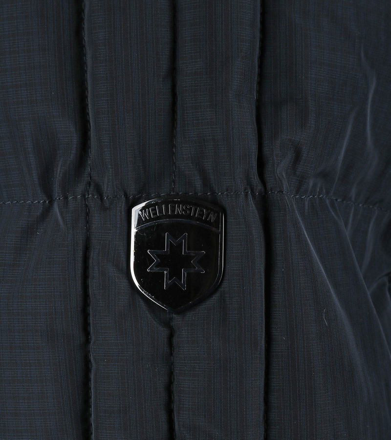 Wellensteyn Centurion Winterjas Donkerblauw foto 3