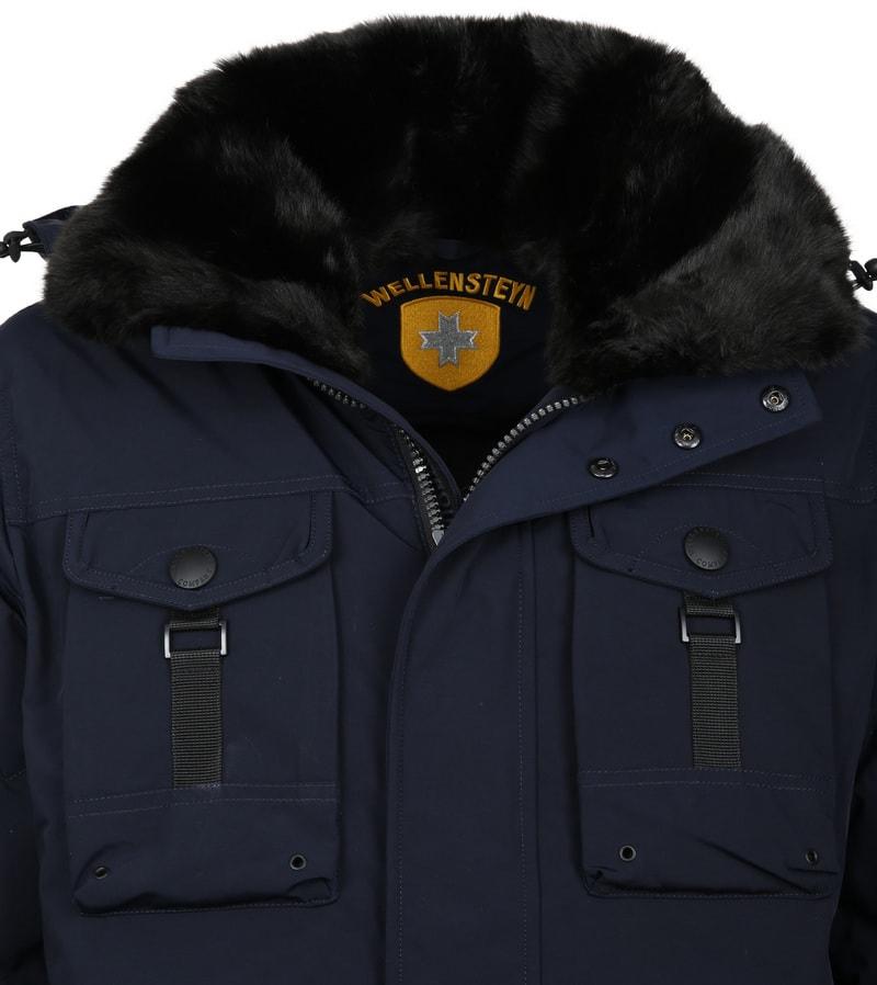 Wellensteyn Firewall Jacket Dark Blue photo 1