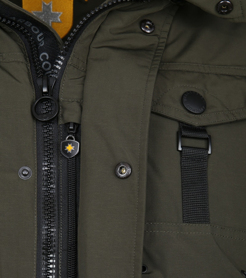 Wellensteyn Firewall jacket Dark Green photo 5