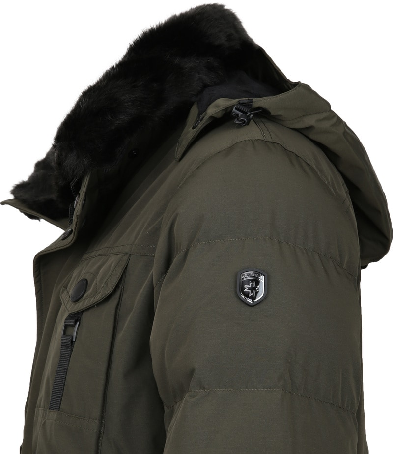 Wellensteyn Firewall jacket Dark Green photo 3