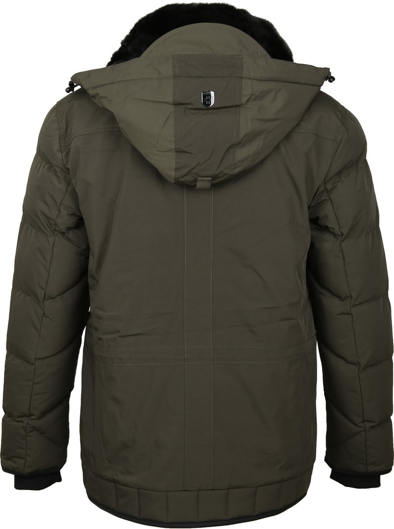 Wellensteyn Firewall jacket Dark Green photo 7