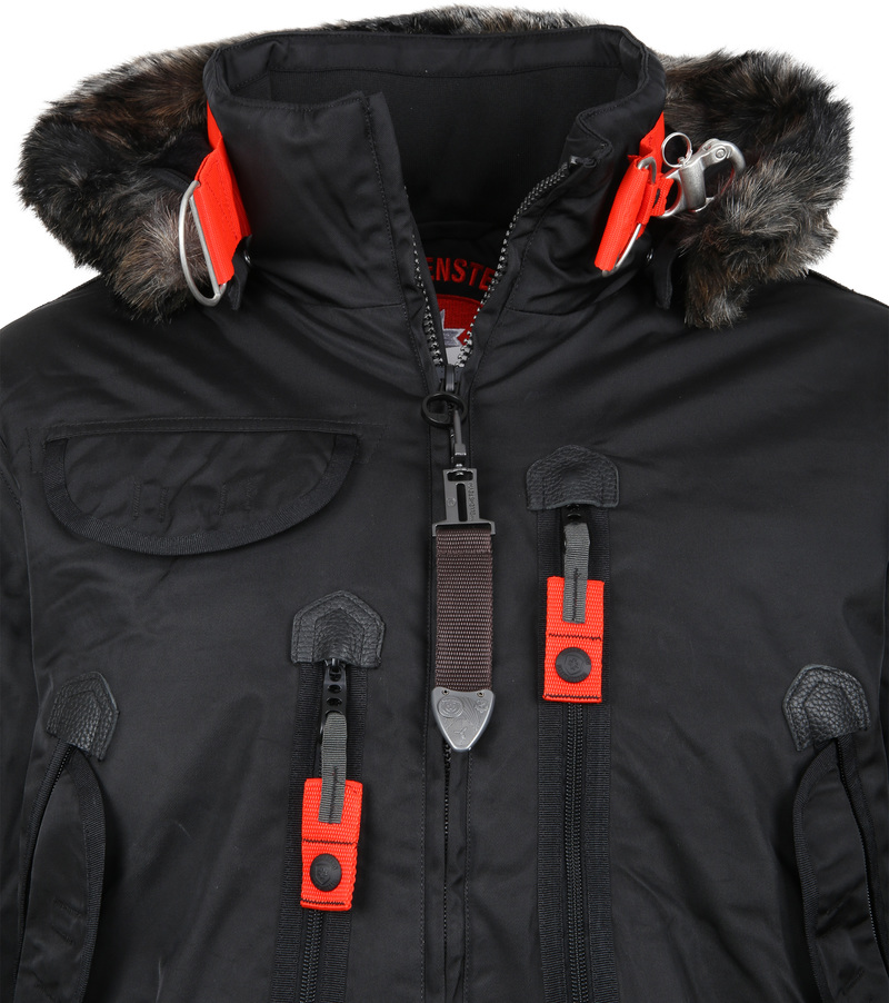 Wellensteyn Rescue Jacket Schwarz Foto 1