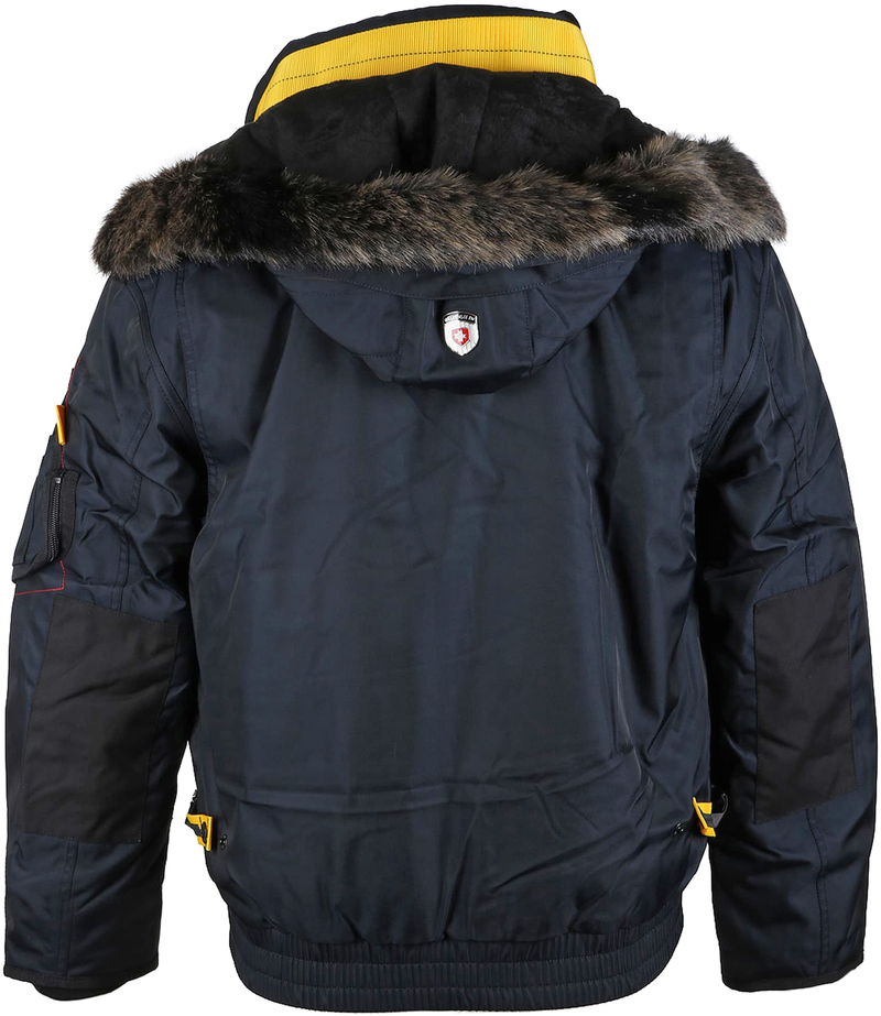 Wellensteyn Rescue Winterjas Donkerblauw foto 2