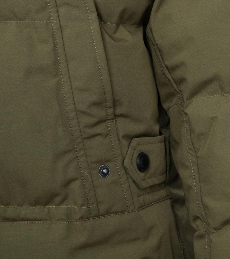 Wellensteyn Seamaster Dunkelgrün Jacket Foto 4