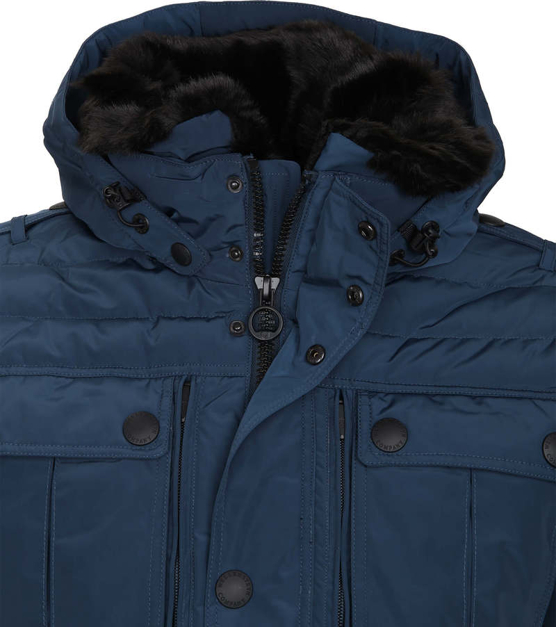 Wellensteyn Snowdrift Blauw foto 1