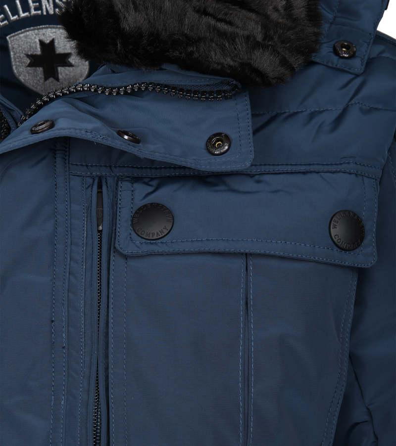 Wellensteyn Snowdrift Blauw foto 2