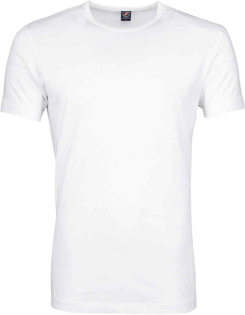 White T-shirt O-Neck 6-Pack photo 2