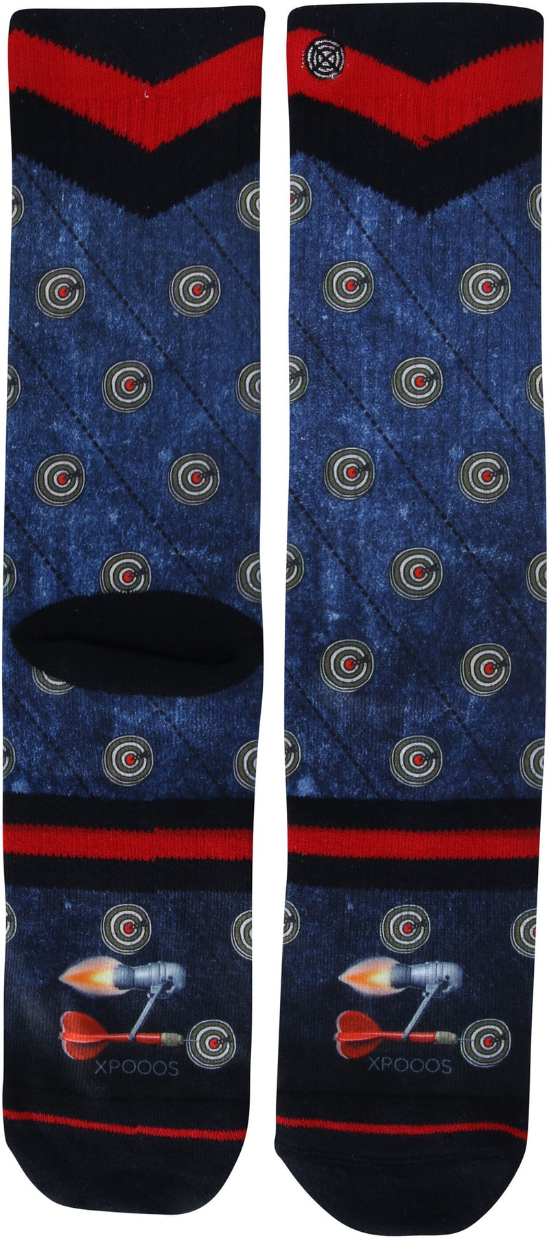 Xpooos Socks Barney photo 1