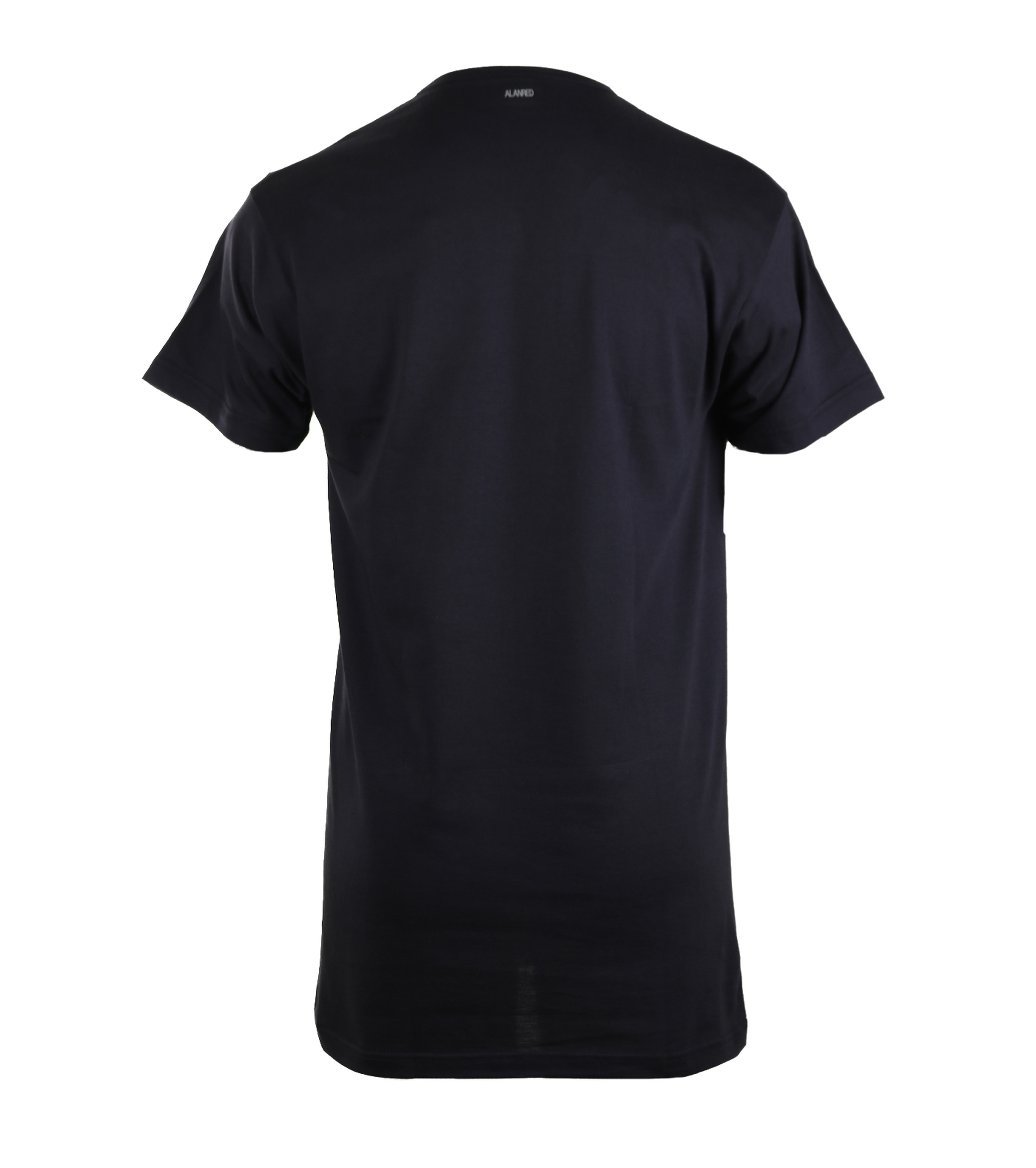 Alan Red Extra Lang T-Shirts Vermont Dunkelblau (1-Pack) foto 1