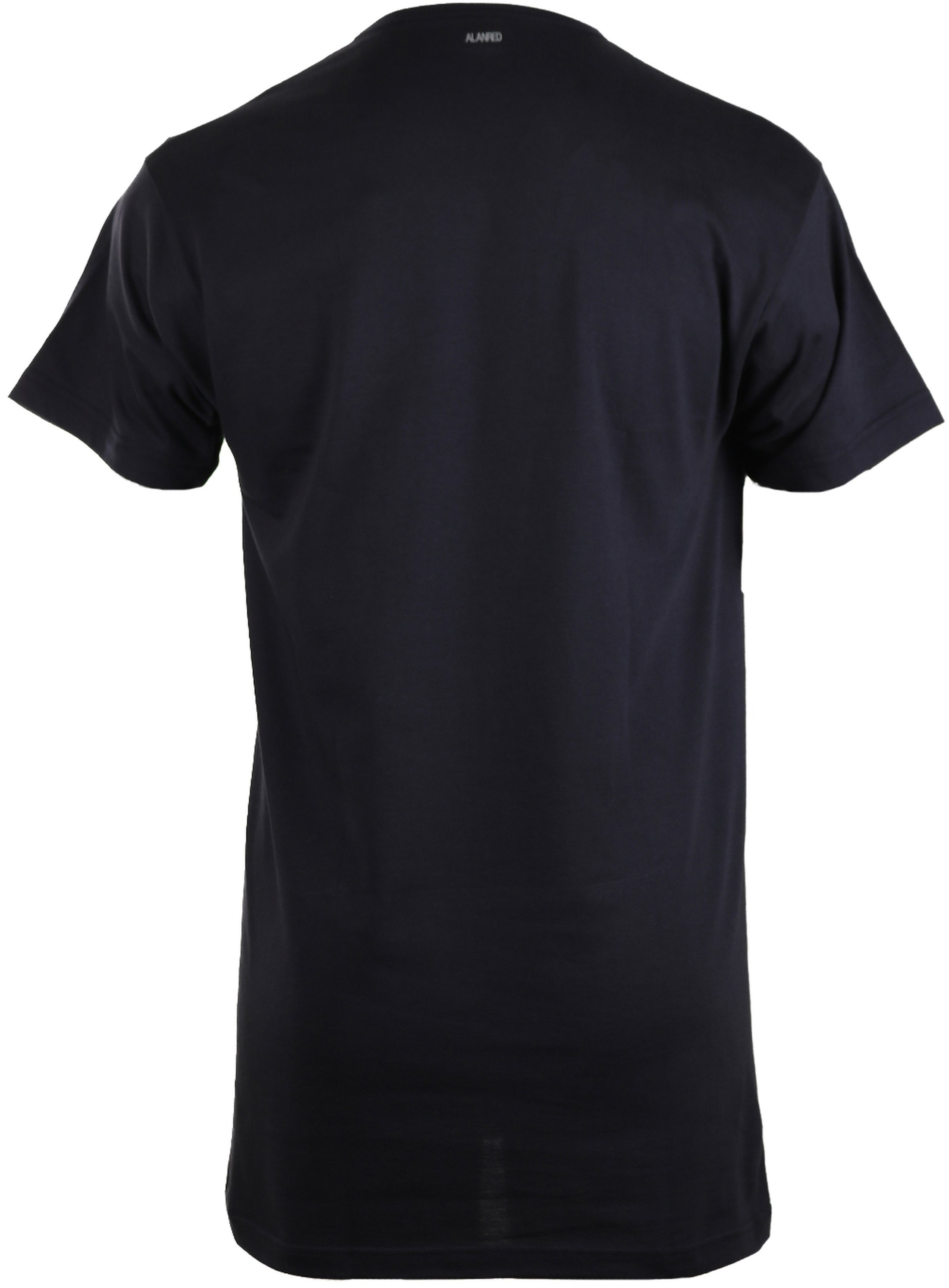 Alan Red Extra Lang T-Shirts Vermont Dunkelblau (1-Pack) foto 2