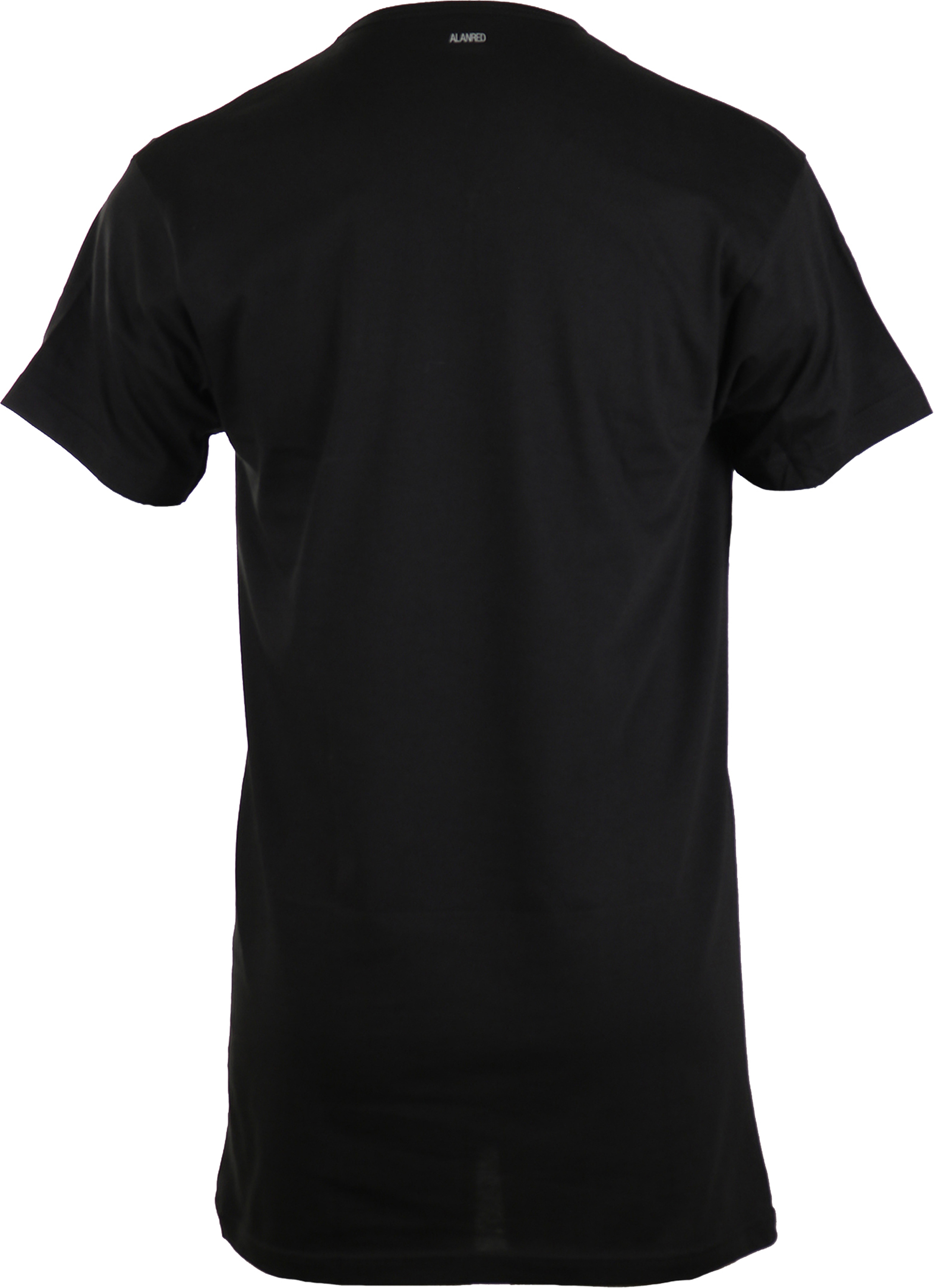 Alan Red Extra Long T-Shirt Vermont Black (1pack) foto 1