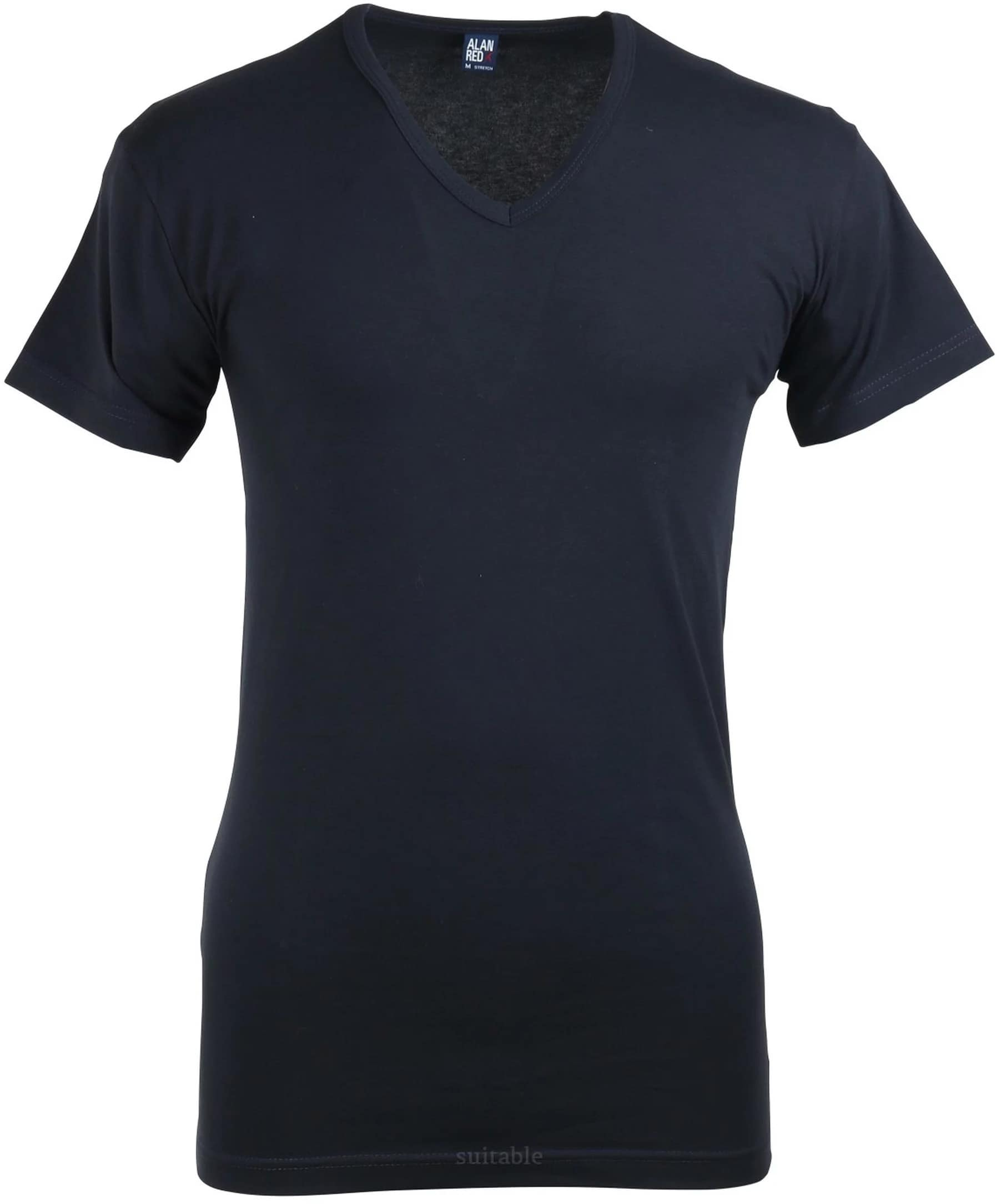 Alan Red Oklahoma T-shirt Stretch Navy (1pack) foto 0