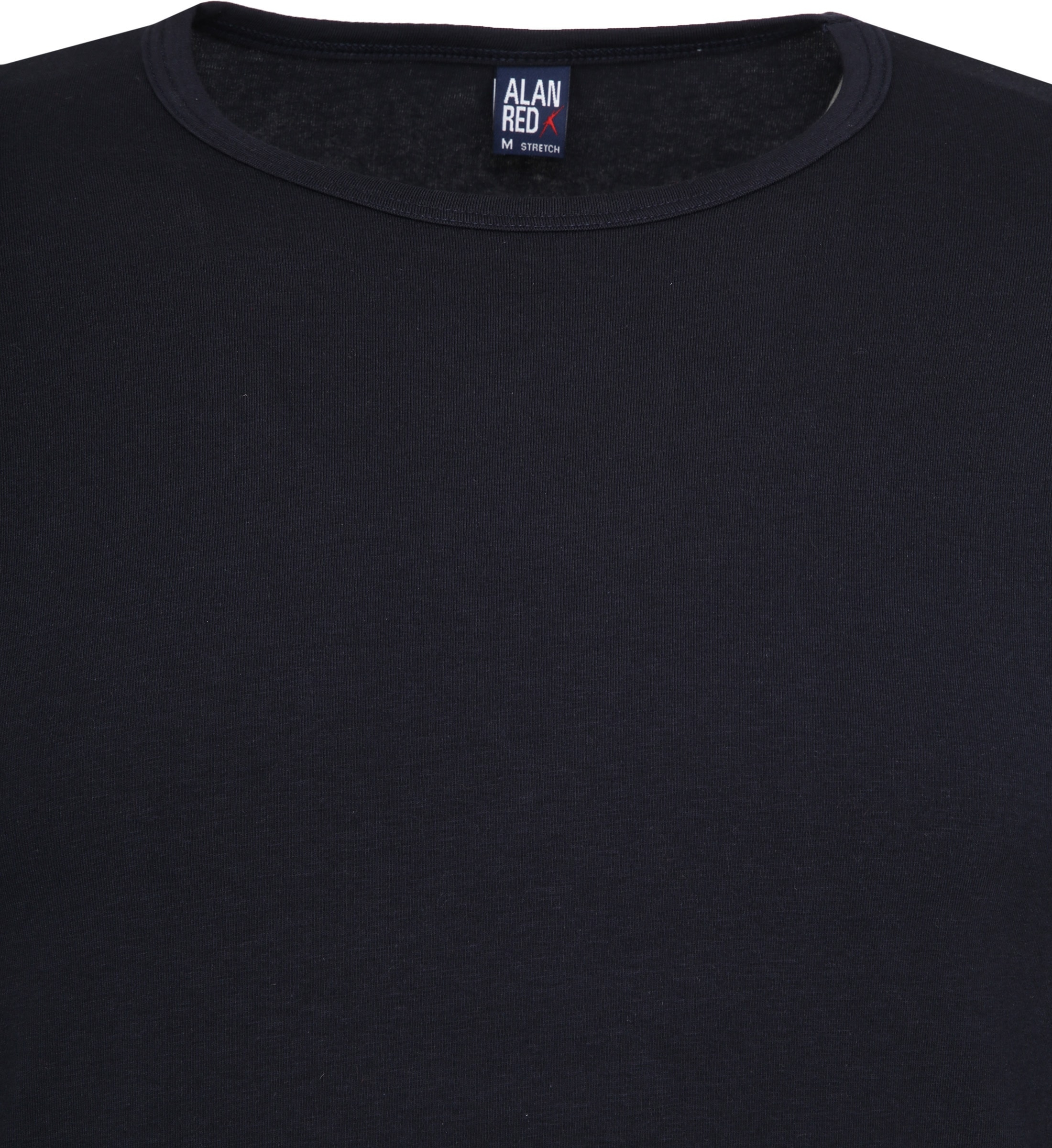 Alan Red Olbia Longsleeve T-shirt Navy foto 1