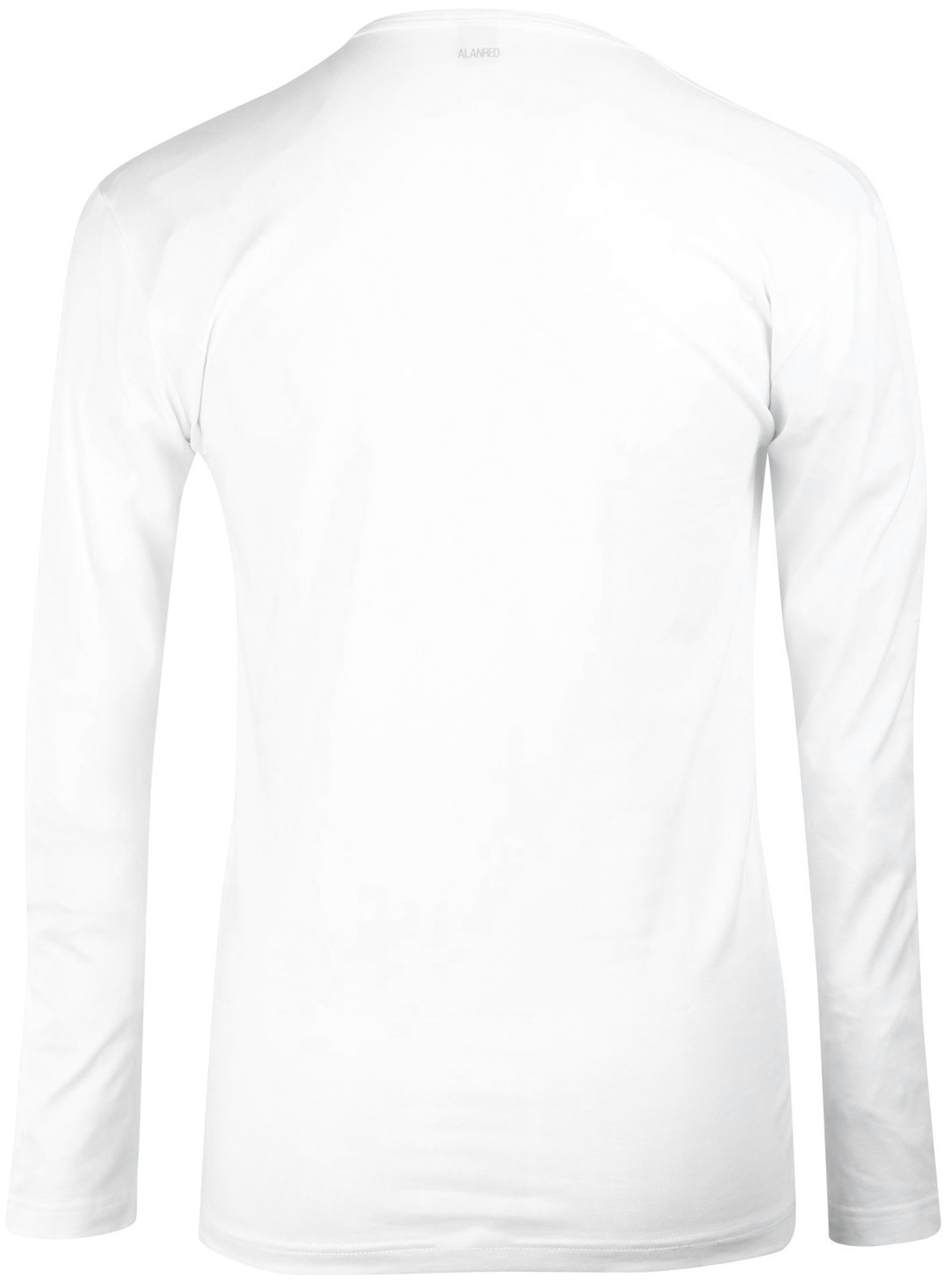Alan Red Olbia Longsleeve White 1-Pack foto 2
