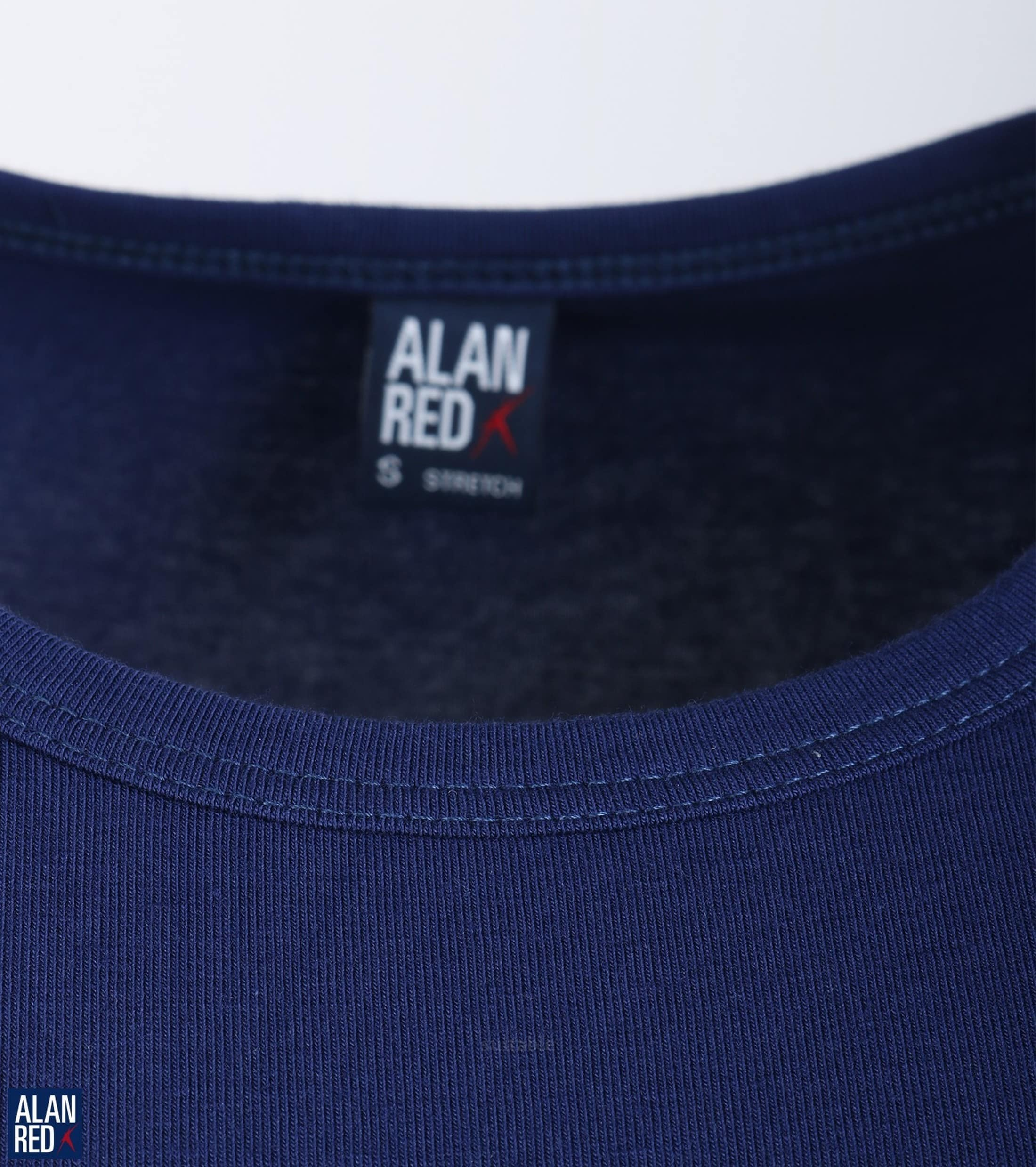 Alan Red Ottawa Stretch U-Ausschnitt Marineblau (1er-Pack) foto 2