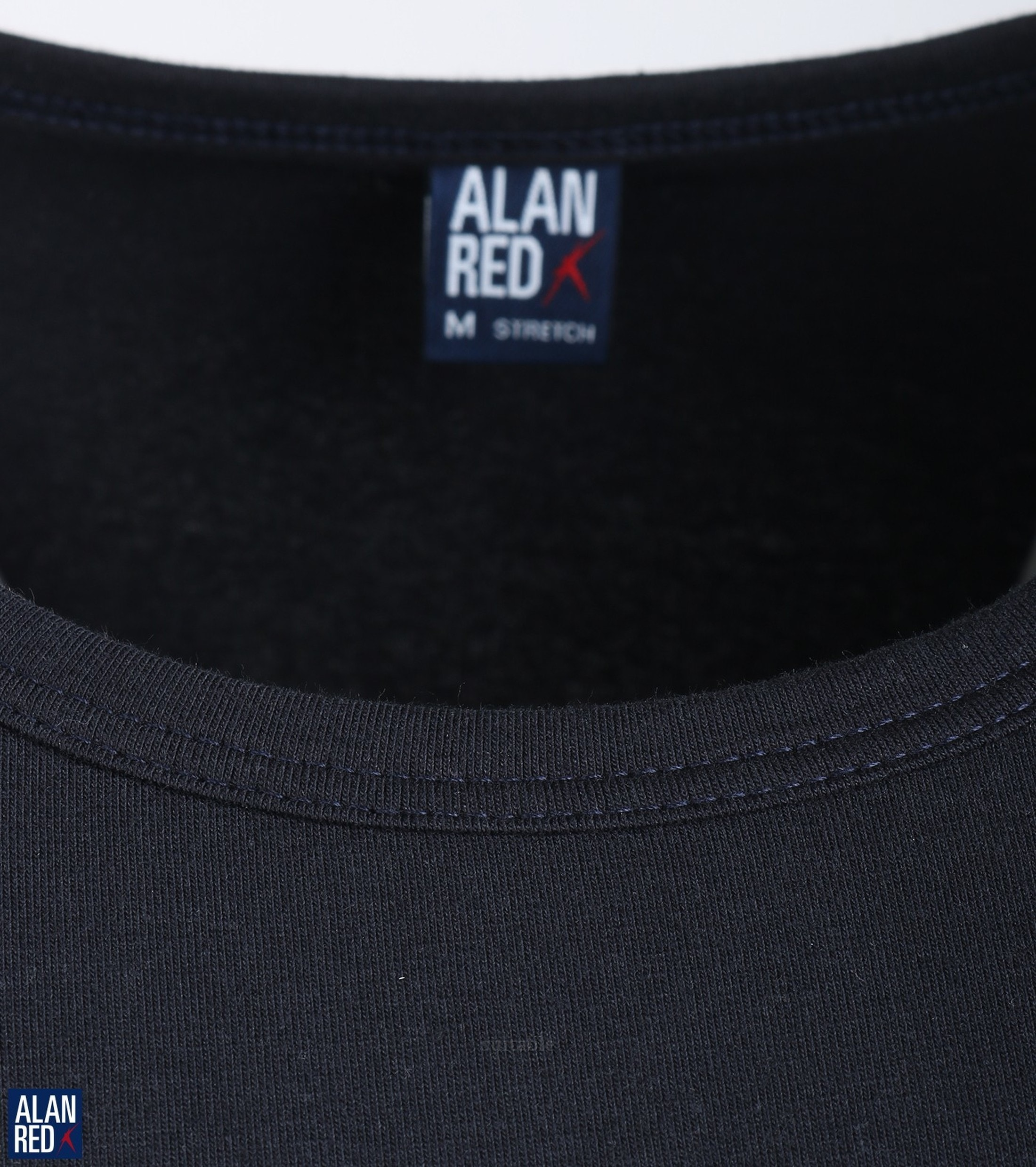 Alan Red Ottawa T-shirt Stretch Navy 1-Pack foto 2