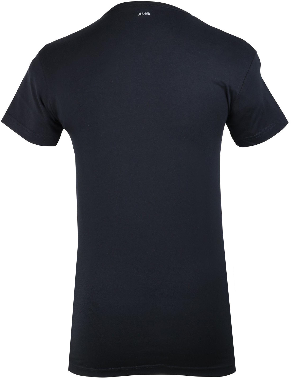 Alan Red Ottawa T-shirt Stretch Navy 1-Pack foto 2