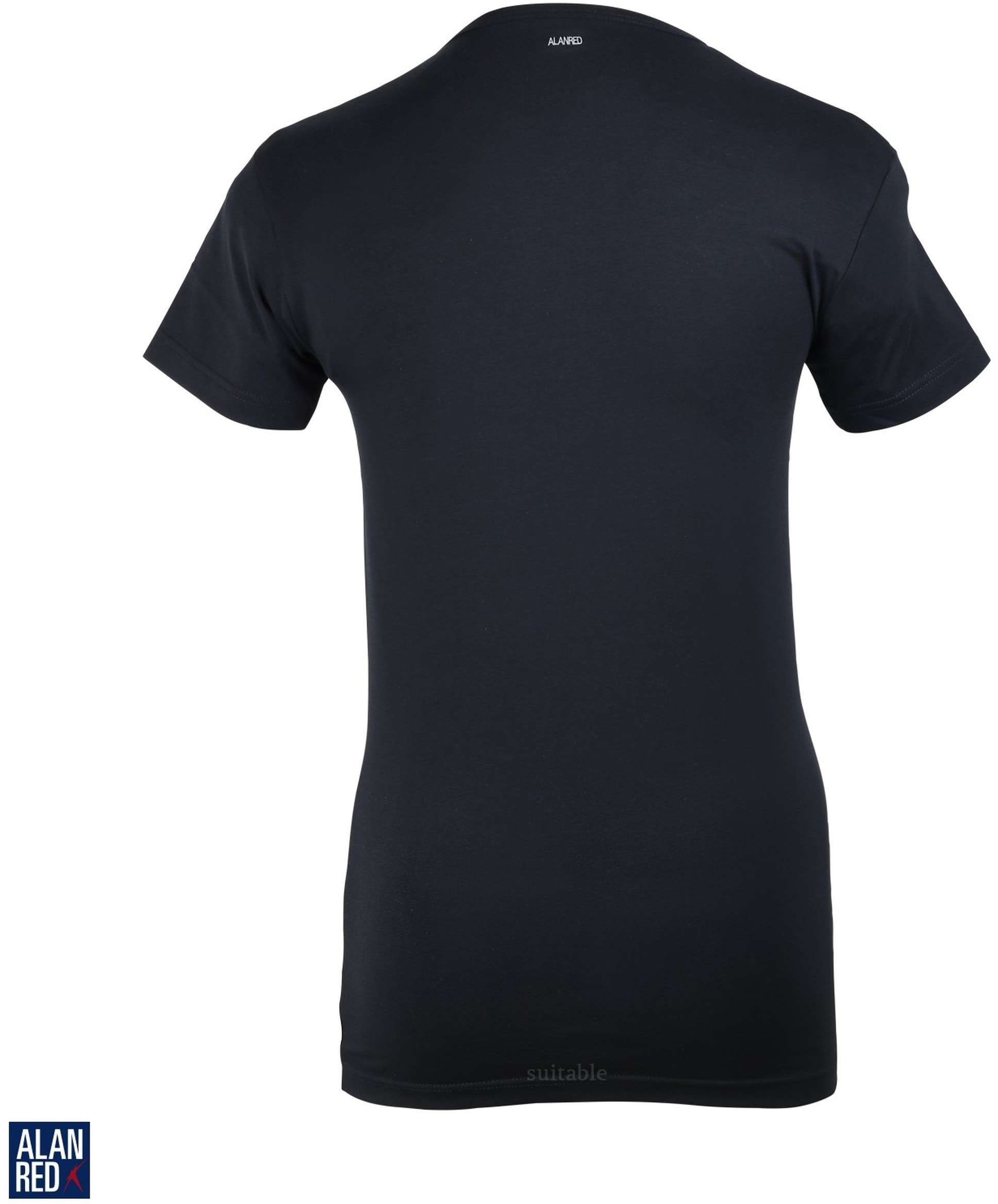 Alan Red Ottawa T-shirt Stretch Navy (1Pack) foto 1