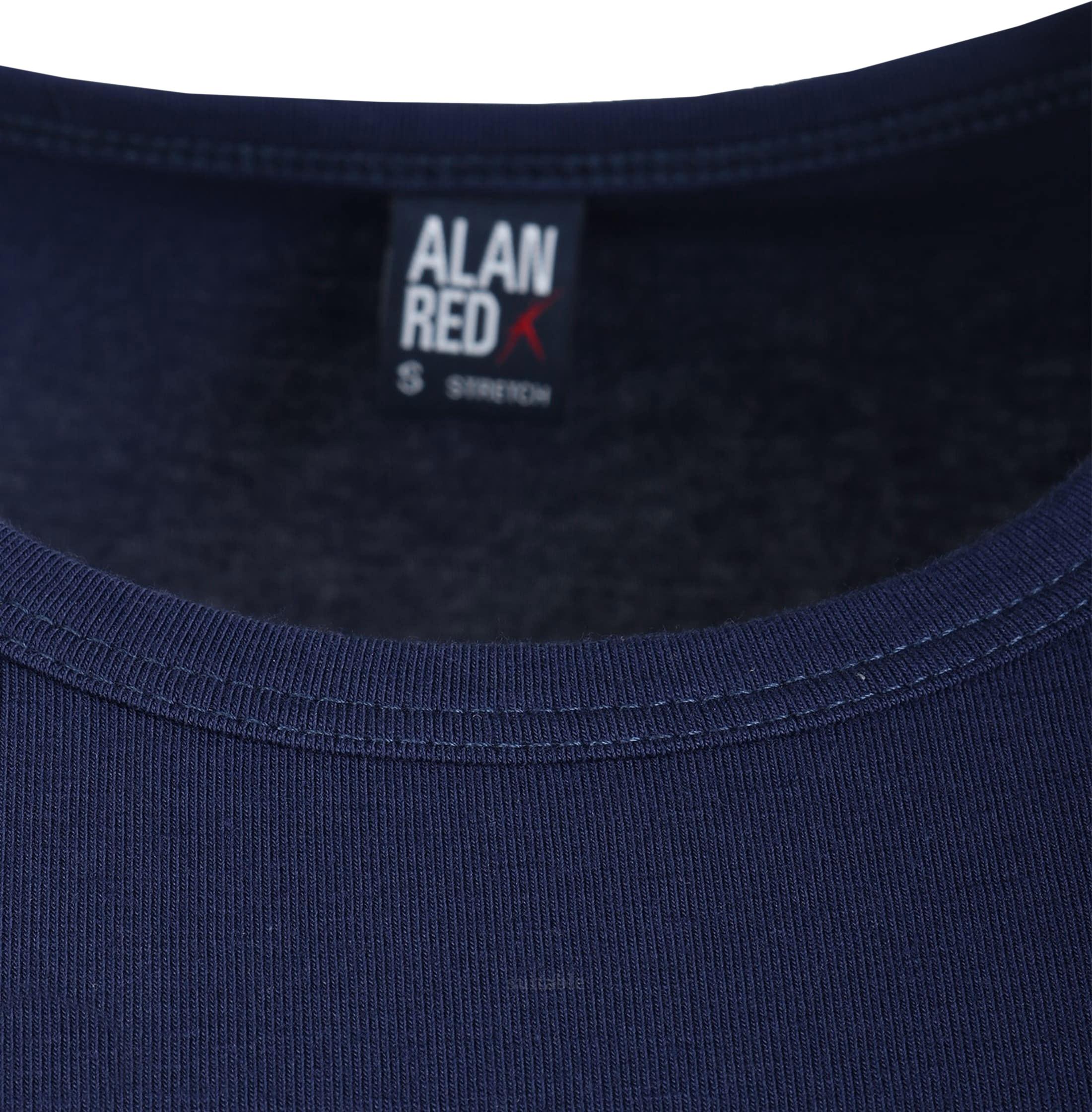 Alan Red Ottawa T-shirt Stretch Ultra Marine (2Pack) foto 1